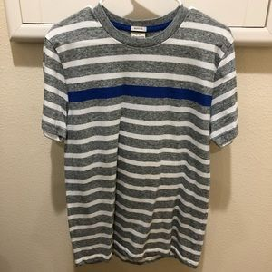 Abercrombie & Fitch Striped Shirt (mens)
